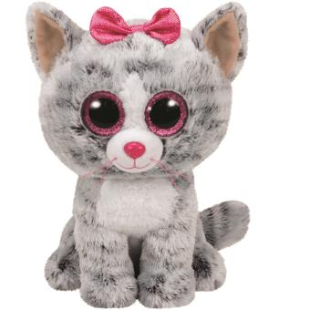 Peluche Kiki le Chat Beanie Boo's Ty Medium 33 cm