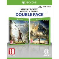 Double Pack Assassin's Creed Odyssey + Assassin's Creed Origins Xbox One