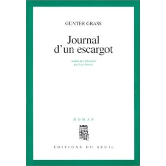 Journal d'un escargot