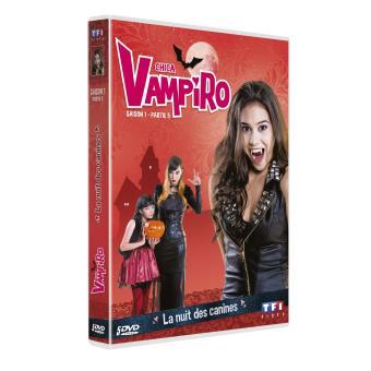 Chica vampiroChica Vampiro Saison 1 Partie 5 DVD