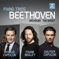 Beethoven: Archduke & Ghost Piano Trios - CD