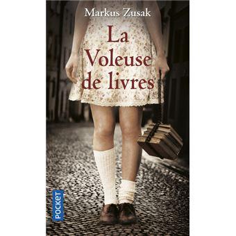 La voleuse de livres - Poche - Markus Zusak, Marie-France Girod ...