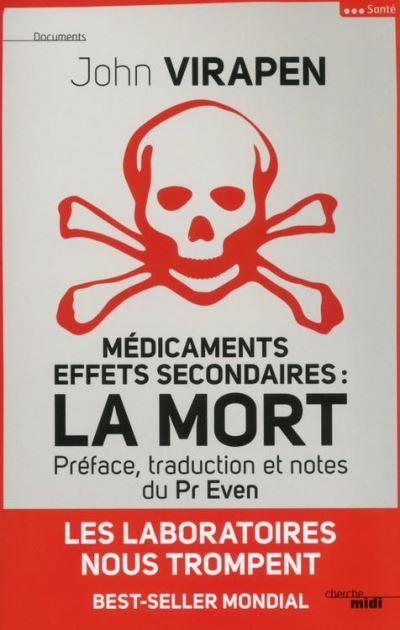 Médicaments effets secondaires - La Mort - 9782749140537 - 13,99 €