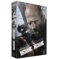 Coffret Mechanic DVD