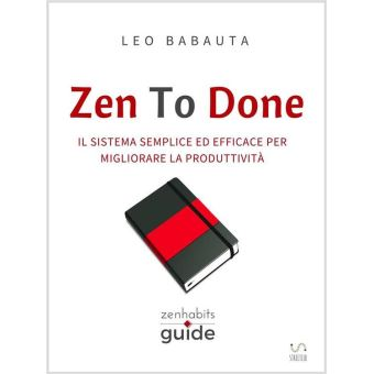 Zen To Done Epub