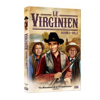 Le VirginienLe virginien Saison 2 Volume 2 DVD
