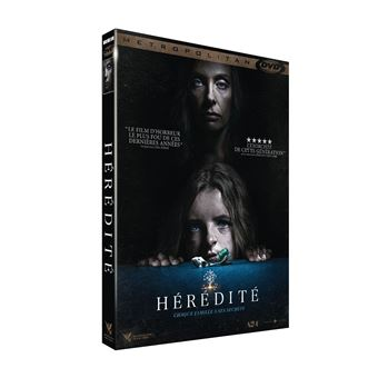 Hérédité DVD