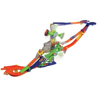 Hot Wheels Wall Tracks Course 360 Mattel - Circuit voitures ...
