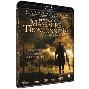 Massacre à la tronçonneuse Le commencement Edition Director's Cut Blu-ray