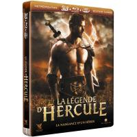 La légende d'Hercule Steelbook Combo Blu-ray 3D DVD