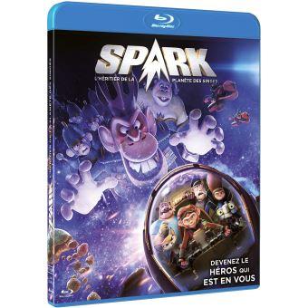 Spark Blu-ray