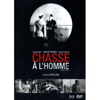 Chasse à l'homme Combo Blu-Ray + DVD