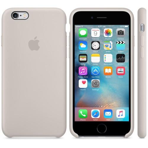 coque silicone iphone 6 avec logo