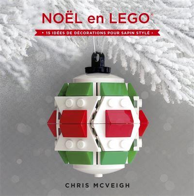 Les décorations de Noël en Lego