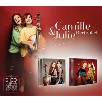 Camille et Julie Berthollet Coffret