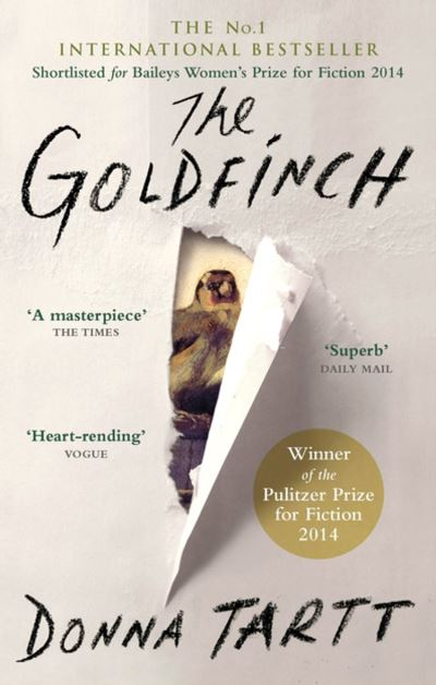 The Goldfinch - 9781405529518 - 7,49 €
