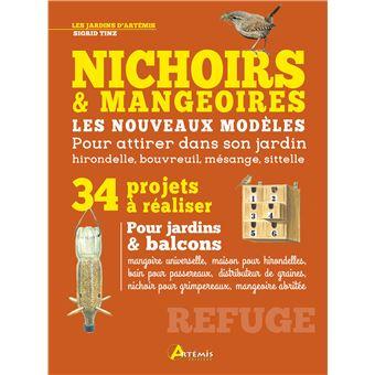Nichoirs et mangeoires nouveaux modeles