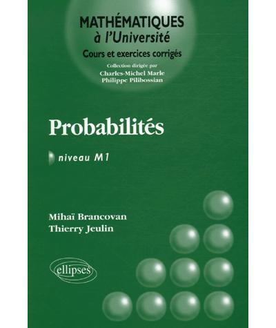 Probabilités - Niveau M1