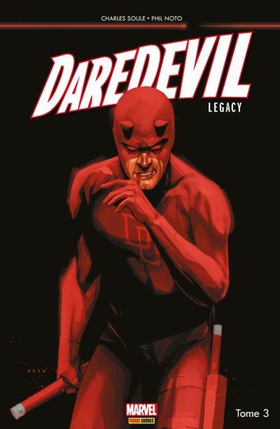 Daredevil Legacy (2018) T03 - La mort de Daredevil - 9782809488692 - 15,99 €