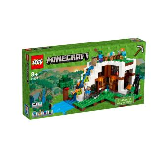 LEGO MINCRAFT 21134 - DE WATERVALBASIS