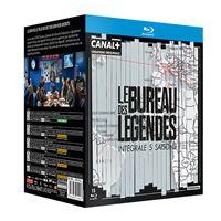 Le Bureau des Légendes Saison 1 à 5 Blu-ray
