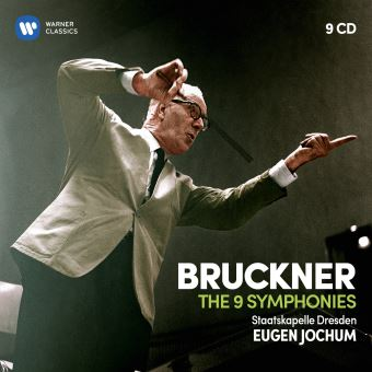 Bruckner Les 9 Symphonies