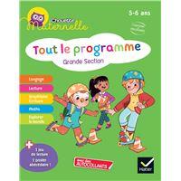 Tout le programme Maternelle GS Workbook