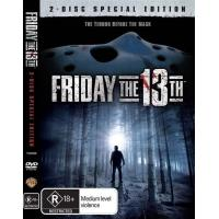 Friday the 13th Edition spéciale DVD