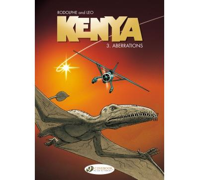 Kenya - tome 3 Aberrations