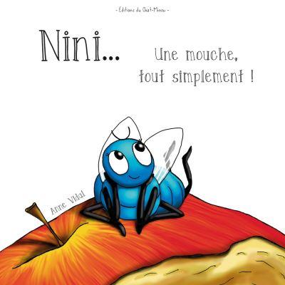 Nini...Une mouche, tout simplement !