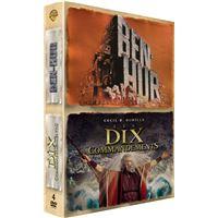 BEN HUR/LES DIX COMMANDEMENTS-2 DVD-VF
