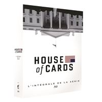 Coffret House of Cards Saisons 1 à 6 Blu-ray