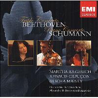 Triple Concerto pour piano, violon et violoncelle