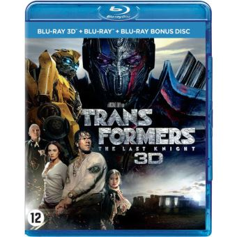 Transformers 5 - The Last Knight (3D + 2D Blu-Ray)