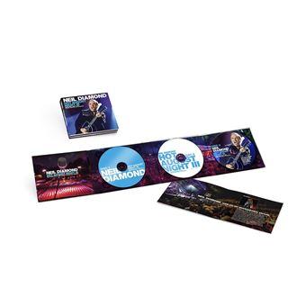 Hot august night III/ CD+DVD AUDIO