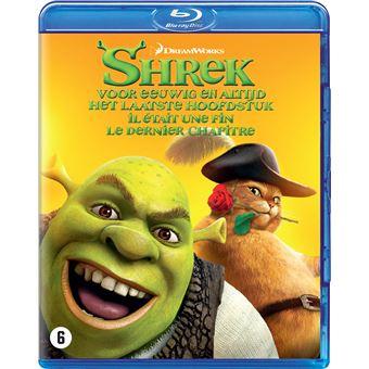 Shrek 4-BIL-BLURAY