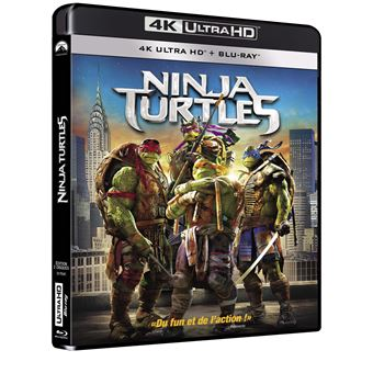 Ninja TurtlesNinja Turtles Blu-ray 4K Ultra HD