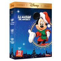 Coffret La Maison de Mickey Spécial Noël 3 Films DVD