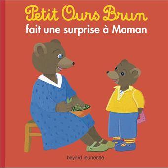 Petit ours brun petit ours brun fait une surprise - Petit ours brun a la mer ...