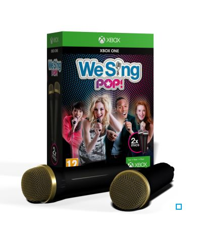 We Sing Pop Xbox One + 2 microphones