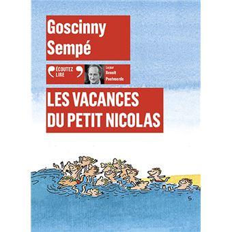 Le Petit NicolasLes Vacances Du Petit Nicolas