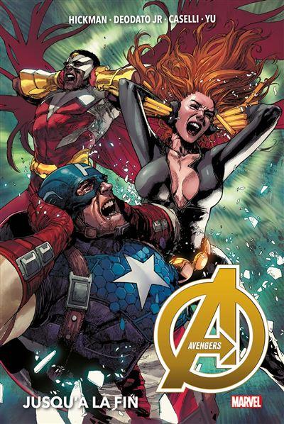 Avengers T02 : Jusqu'à la fin