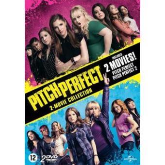 PITCH PERFECT 1&2-BOX 2DVD-BIL