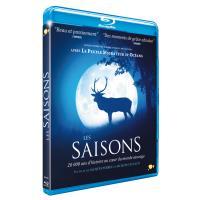 Les saisons Blu-ray