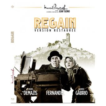 Regain Blu-ray