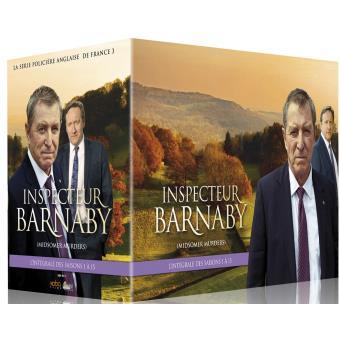 Inspecteur BarnabyCoffret intégral des Saisons 1 à 15 DVD