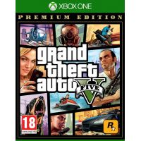 Gta 5 (Grand Theft Auto V) Premium Edition NL XONE