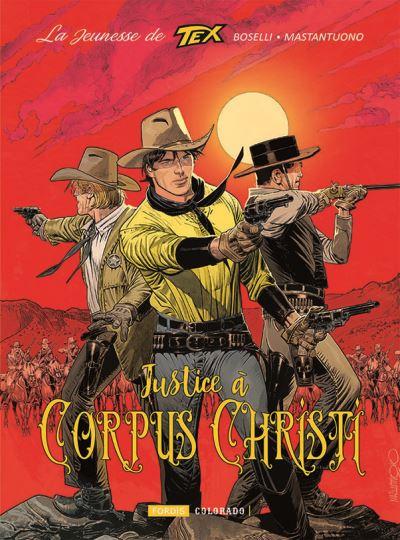 Justice à Corpus Christi