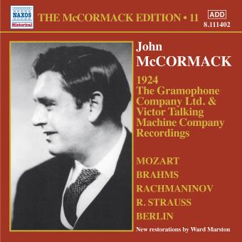 The Mccormack Edition Volume 11