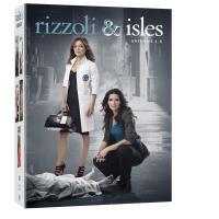 Rizzoli et Isles Saisons 1 à 5 Coffret DVD